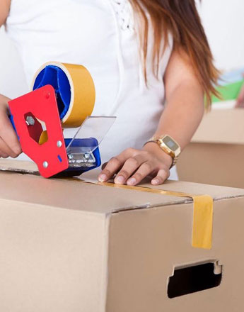 Packing Services Oxford